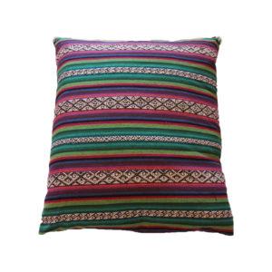 purple cushion