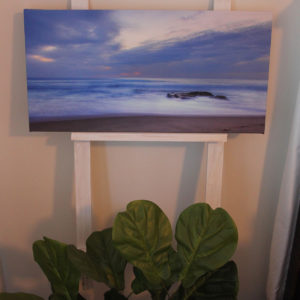 Placid Ocean Canvas