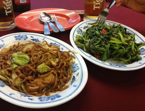 Feasting at Loong Kee in Chinatown – Kuala Lumpur